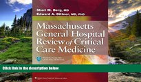 Choose Book Massachusetts General Hospital Review of Critical Care Medicine