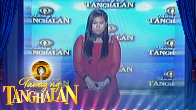 Tawag ng Tanghalan: Yvette Celoso gets the golden microphone from Irra Cenina