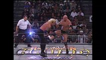 Goldberg and Diamond Dallas Page were out to wreak HAVOC during this 1998 match