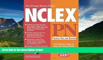 Choose Book The Chicago Review Press NCLEX-PN Practice Test and Review (NCLEX Practice Test and