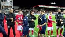 BREST- NIORT : Tous au stade l'avant-match (2e partie)