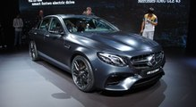 Nouvelle Mercedes AMG E63 S 2017 : la sportive furtive