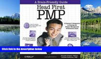 eBook Here Head First PMP: A Brain-Friendly Guide to Passing the Project Management Professional