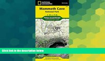 Buy National Geographic Maps - Trails Illustrated Mammoth Cave National Park (National Geographic