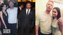 Chris Martin parties with SRK, Shraddha | Global Citizen Festival India