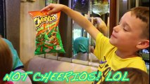 FOOD PRANK! CHEETOS HOT SPICY CANDY Cheeto Funny Prank Ideas April Fools Joke PEPPERS School Lunch
