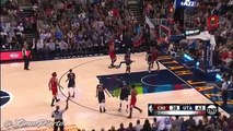 Jimmy Butler Deep Buzzer-Beater - Bulls vs Jazz - November 17, 2016 - 2016-17 NBA Season