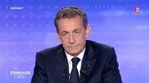 """Libye : Nicolas Sarkozy attaque le service public : """"vous n'avez pas honte ?"""" - ZAPPING ACTU DU 18/11/2016"""