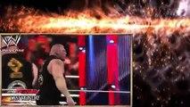 WWE Royal Rumble 2016 Roman Reigns vs Brock Lesnar vs Triple H & Dean Ambrose