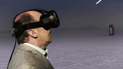 Jaguar I-Pace Concept : présentation en réalité virtuelle