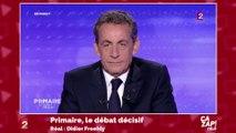 Nicolas Sarkozy dézingue David Pujadas après une question qui ne lui a pas plu