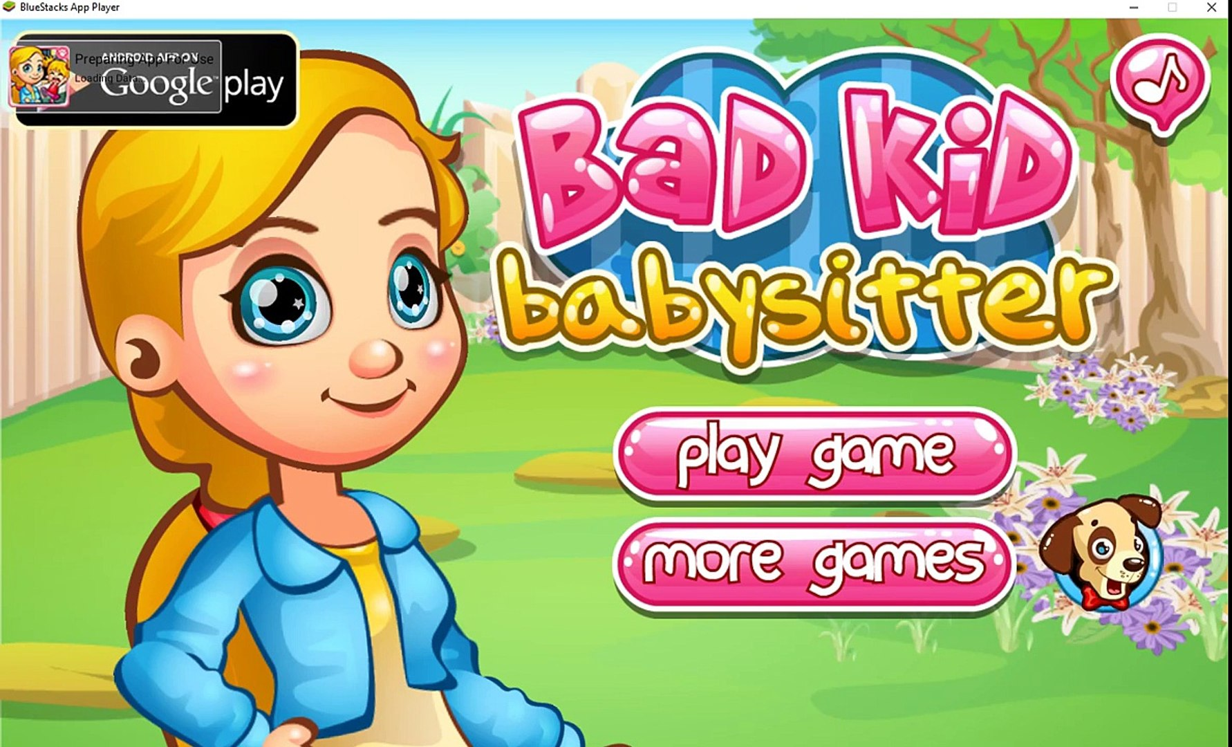 bad kid babysitting | show this kid who is boss when you are babysitting | kids game | apps for kids