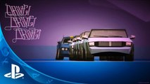 Drive!Drive!Drive! – Announcement Trailer - PS4