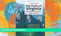 Buy  The Trails of Virginia: Hiking the Old Dominion Allen de Hart  Book