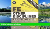 Enjoyed Read FE Other Disciplines Review Manual