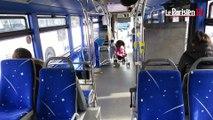 Des bus parfumés sur la ligne Keolis entre Versailles et Vélizy