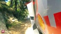 En Hyundai i20 WRC avec Thierry Neuville sur les routes de Corse