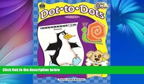 Big Deals  Start to Finish: Dot-to-Dots Grd K-1 (Start to Finish (Teacher Created Resources))
