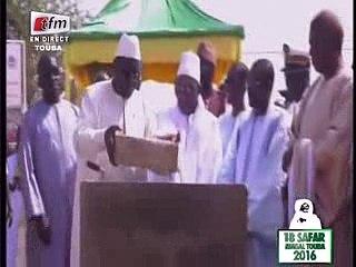Macky Sall réconcilie Moustapha Cissé et Serigne Abdou Fatah (Vidéo)