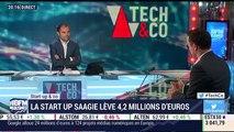Start-up & Co: Saagie, 1ère plateforme Big Data au service de tous les métiers - 17/11
