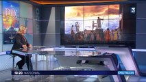 """Paris : la comédie musicale """"Les Dix Commandements"""" fait son retour"""