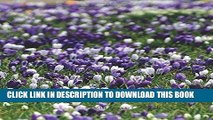 [PDF] Address Book: Crocus For Women Girls Men Boys With Contacts, Addresses, Phone Numbers,