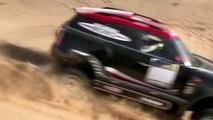 The new MINI John Cooper Works Rally - Driving Video