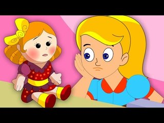 Miss polly had a dolly | nursery rhymes | kids songs | childrens rhymes