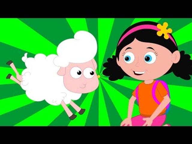 mary had a little lamb   nursery rhymes   childrens songs   baby rhymes   kids videos