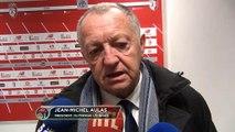 """Ligue 1 - Aulas: """"Un peu de peine"""" pour Lille"""