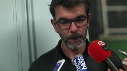 Rugby Pro D2 - Alexandre Peclier après Bourgoin - Oyonnax