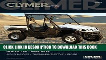 Download Yamaha Rhino 700 2008 2012 Clymer Color Wiring Diagrams