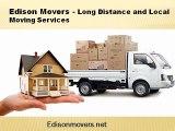 Edison Movers | Moving Company Edison | Edison Moving Service