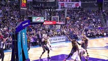 Dwight Howard Gets Ejected from Game   Hawks vs Hornets  November 18, 2016 _ 2016-17 NBA Season