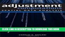 Best Seller Adjustment Computations: Spatial Data Analysis Free Read