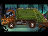 Scary Garbage Truck | Formation And Uses