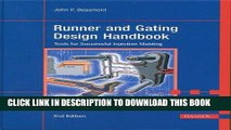 Read Now Runner and Gating Design Handbook 2E:   Tools for Successful Injection Molding Download