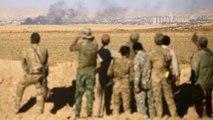 El decisivo frente oeste en la batalla Mosul