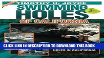 Best Seller Swimming Holes of California Free Read