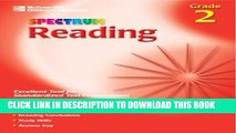 Best Seller Spectrum Reading, Grade 2 (McGraw-Hill Learning Materials Spectrum) Free Download