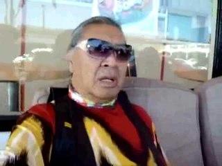 """Đốc tờ Yêu nói chuyện với ông """"Thánh Gióng"""" Trần Quang Đại"""