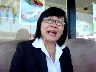 Phỏng vấn chị Thùy Hương, giám đốc chương trình Truyền Hình Việt Nam Hawaii