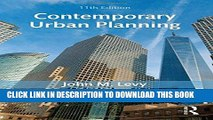 [PDF] Epub Contemporary Urban Planning Full Online