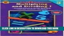 Best Seller Math 2 Master Multiplying and Dividing I; Grade 3 (Brighter Child: Math 2 Master) Free