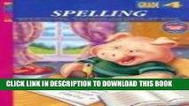 Best Seller Spectrum Spelling, Grade 4 Free Read