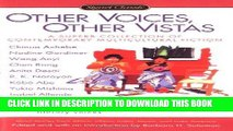 Ebook Other Voices, Other Vistas: Short Stories from Africa, China, India, Japan, and Latin
