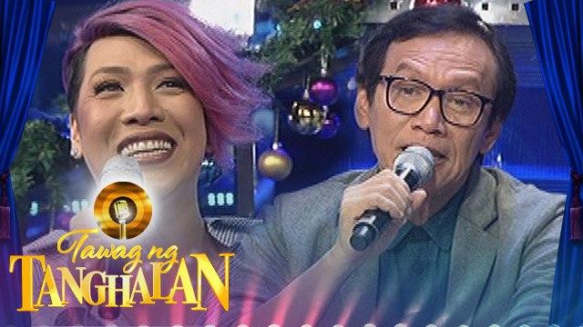 Tawag ng Tanghalan: Vice says Rey Valera is his destiny