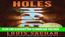 Best Seller Holes Free Read