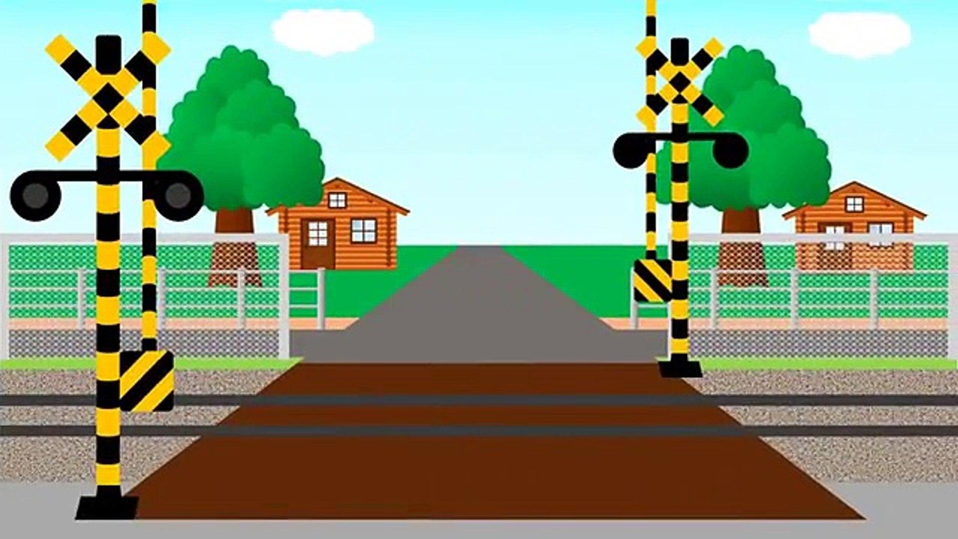 64 Gambar Animasi Kereta Api Lucu Paling Bagus Infobaru