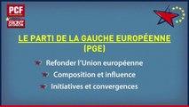 Soirée-débat « Enjeux européens »-Le Parti de la Gauche Européenne (PGE)
